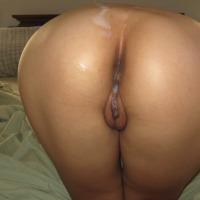 My wife's ass - Brownie