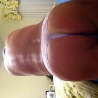 My girlfriend's ass - The Queen