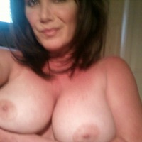 Very large tits of my girlfriend - alwayson