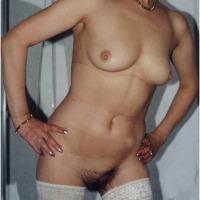 Small tits of my girlfriend - maria