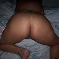 My wife's ass - jilie