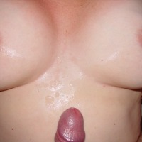 Medium tits of my girlfriend - chris