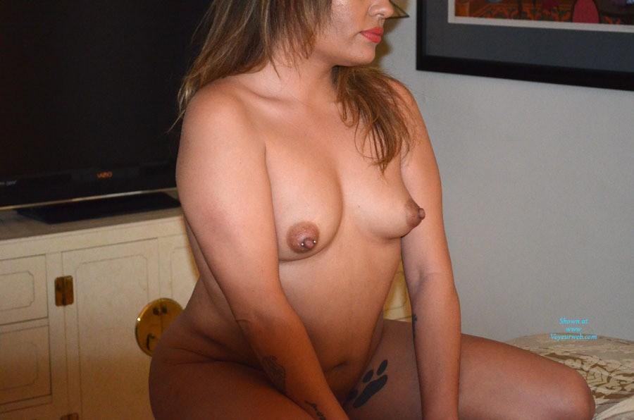 Pic #1 - Great Pierced Breast - Blonde Hair