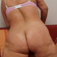 A neighbor's ass - Amanda
