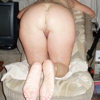 My wife's ass - D