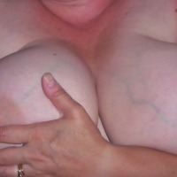 My very large tits - kristina