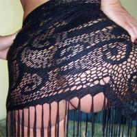 My girlfriend's ass - Vicky