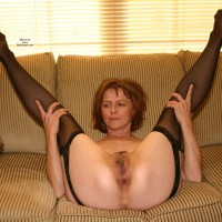 My Next Door Neighbor - Erotic Glamour - Mature, Redhead