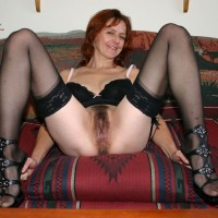My Next Door Neighbour - Hairy Bush, Redhead