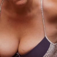 My very large tits - Amanda