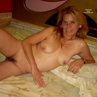 All Naturell Bethy - Blonde Hair, Shaved