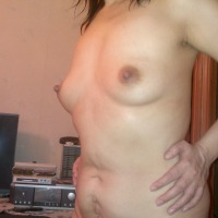 Medium tits of my ex-girlfriend - Ada