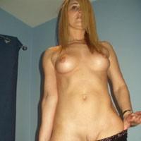 Sexy, Shy, Blonde - Blonde