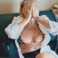 Medium tits of my girlfriend - sexytits
