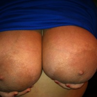 My extremely large tits - Karen Cannons