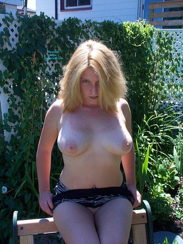 Pic #4 - Sunshine by The Arbor - Blonde, Big Tits