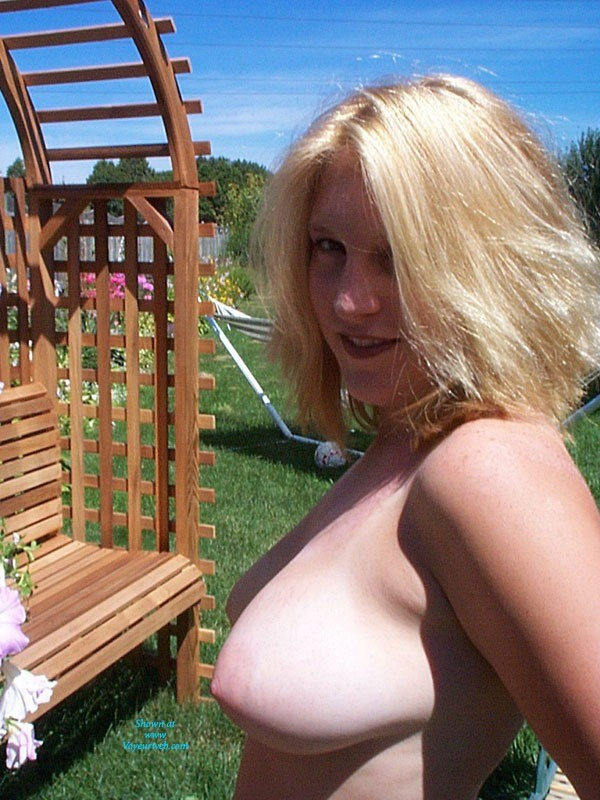 Pic #7 - Sunshine by The Arbor - Blonde, Big Tits