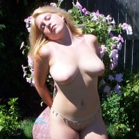 Sunshine by The Arbor - Blonde, Big Tits