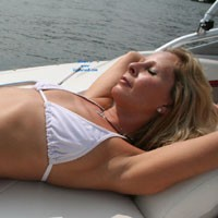 Day On The Water - Bikini Voyeur