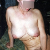 Large tits of my ex-wife - ines