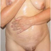 Medium tits of my wife - andrea