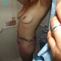 Wife in Shower - Wife/Wives