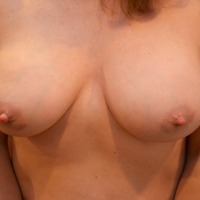 Large tits of my wife - Esther