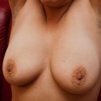 Large tits of a neighbor - Amanda