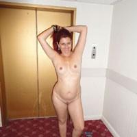 London Hotel - Exposed In Public, Nude In Public