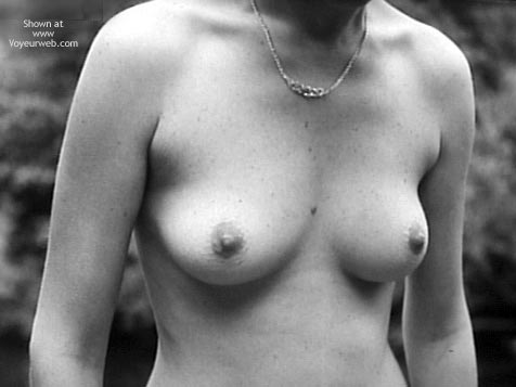 Pic #2 - Rosy At The River Ii – Italy 1983 (B/W)