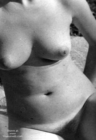 Pic #5 - Rosy At The River Ii – Italy 1983 (B/W)