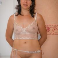 Sexy Lingerie - Lingerie, Brunette