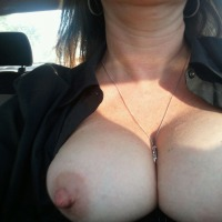 Medium tits of my wife - Gr8pair