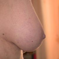 Medium tits of my wife - chrissy