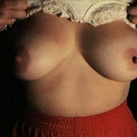 Medium tits of a co-worker - Geri