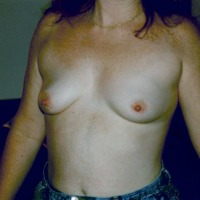 Very small tits of my ex-wife - Lea