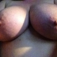 Very large tits of my girlfriend - Tara