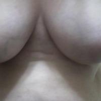 Very small tits of my girlfriend - Little Slut