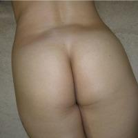 My girlfriend's ass - missy