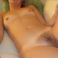 On The Sofa - Bush Or Hairy