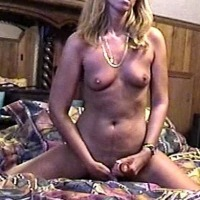 Small tits of my ex-wife - Bambi