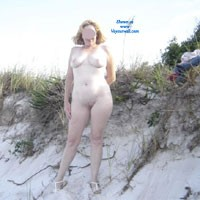Mary K Naked - Beach, Big Tits, Blonde