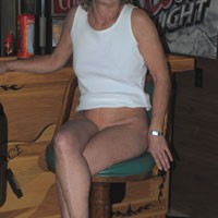 My Beautiful 56 Year Old Milf/Cougar - Public Place