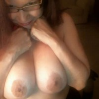 Large tits of my wife - Florsex25
