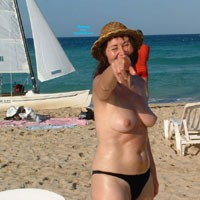 Santa Maria Beach in Cuba - Big Tits, Beach Voyeur