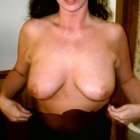 Large tits of my wife - sos