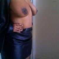 My very large tits - Sasha Evans