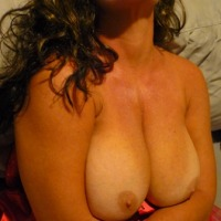 My large tits - ex-dancer