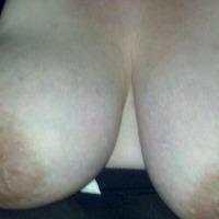 Medium tits of my wife - mel