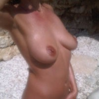 Sex On The Beach... - Big Tits, Beach